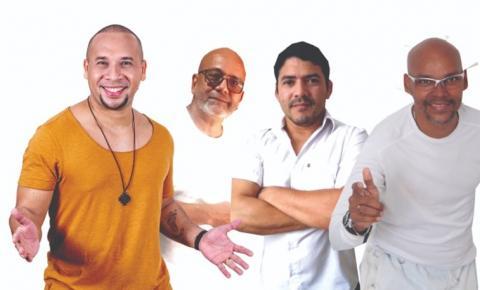 Gravação do DVD Samba Retrô 2021 acontece neste domingo (2), em Manaus