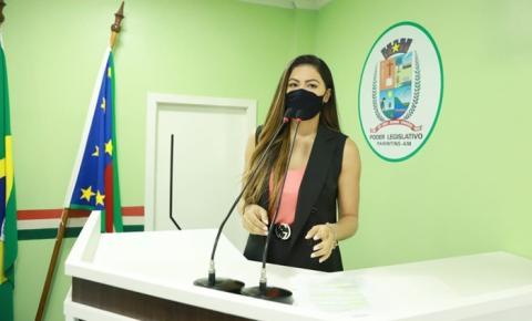 Vereadora propõe à prefeitura fomentar a economia local por meio do Banco do Povo