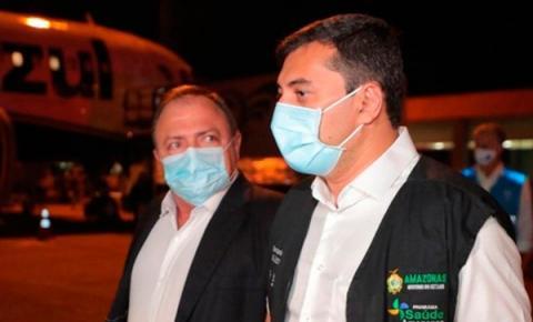 Sérgio Kruke diz que houve fraude em pesquisa entre Wilson Lima x Pazzuelo; veja vídeo