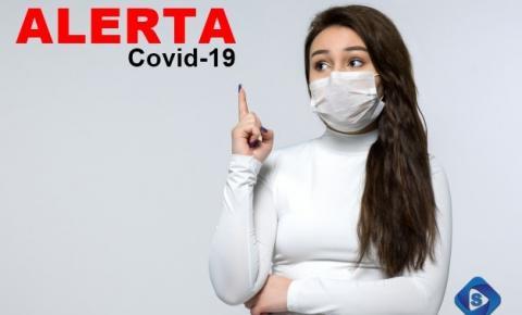 ALERTA! FVS-AM reforça recomendações de prevenção à Covid-19 para evitar o aumento de novos casos graves da doença