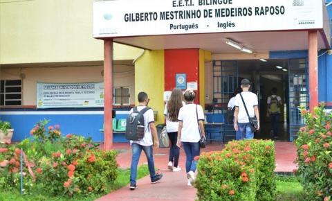 Saiba quais as 74 escolas estaduais que retornam às aulas somente na quarta-feira (02/06)