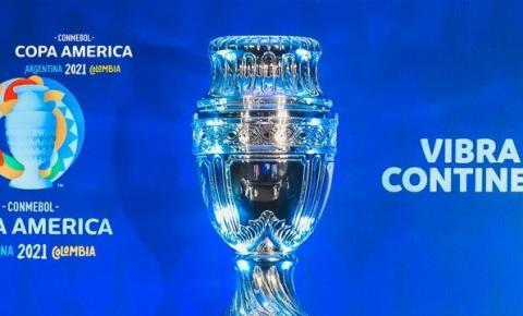 Conmebol suspende Copa América na Argentina