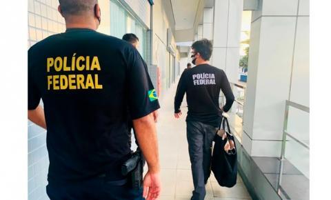 Wilson Lima é alvo de operação da Polícia Federal