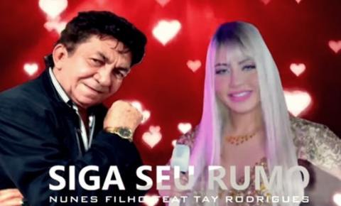 Tay Rodrigues & Nunes Filho regravam sucesso; confira!