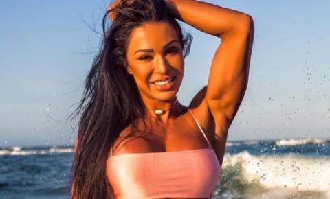 Gracyanne Barbosa rebola muito em vídeo sensual; assista