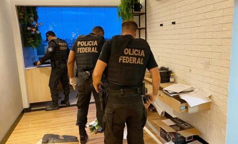 PF investiga organização criminosa dedicada ao tráfico de drogas