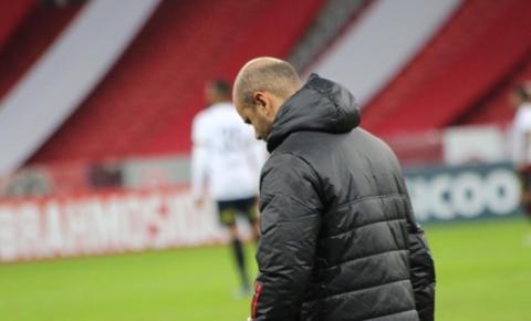 Após queda na Copa do Brasil, Inter anuncia saída de Miguel Ángel Ramírez