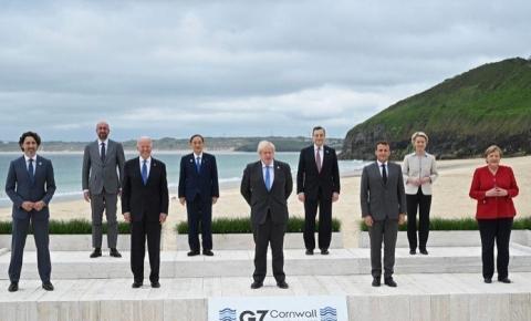 G7 pede investigação sobre origem do coronavírus na China