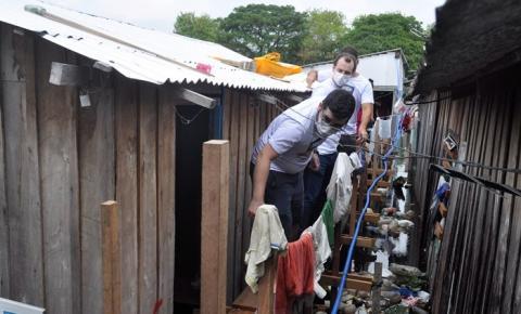 Campanha beneficente arrecada doações para famílias de Manaus atingidas pela cheia