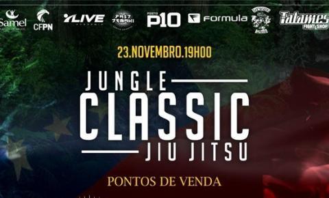 MARCOS SABADIN SERÁ O ANNOUNCER DO JUNGLE CLASSIC 2.0
