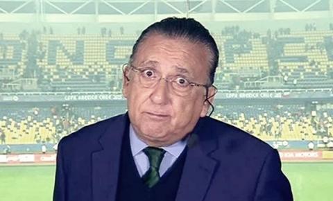 Justiça bloqueia contas de Galvão Bueno por dívida milionária