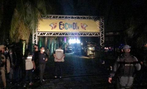 CIF autuou seis estabelecimentos durante o final de semana, em Manaus