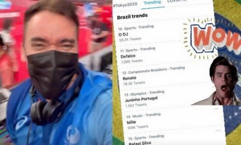 Austríaco, 'DJ do vôlei' se diverte com fãs brasileiros e repercussão