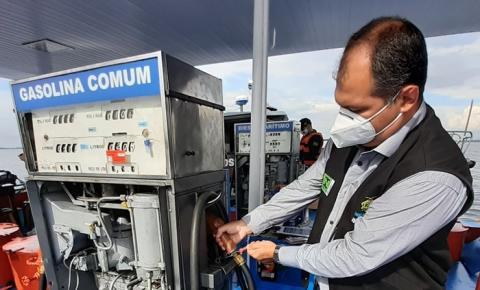 Ipem-AM orienta consumidor sobre os cuidados na hora de abastecer o veículo