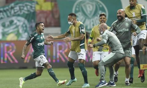 Dudu sem dó do São Paulo. Palmeiras na semifinal da Libertadores; veja os gols