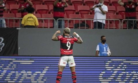 Flamengo goleia o Olimpia outra vez e está na semifinal da Libertadores