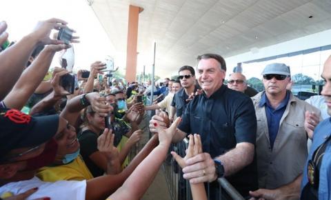 """Casa própria para o povo! Bolsonaro e Capitão Alberto Neto juntos em Manaus inauguram conjunto residencial do Programa """"Casa Verde e Amarela"""""""