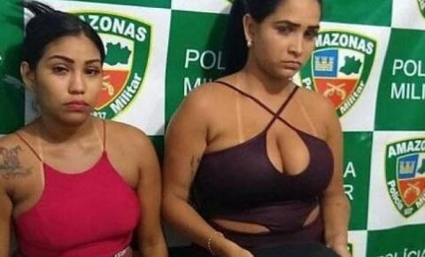 Ladras são presas furtando perfumes e cosméticos em shopping do Nova Cidade