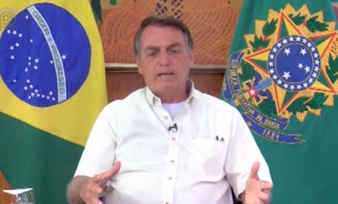 Bolsonaro desafia governadores: 'Vamos zerar o ICMS?'