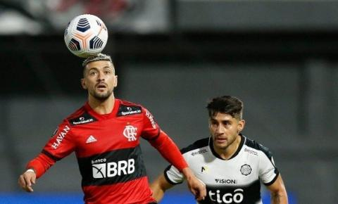 Conmebol multa Flamengo em R$ 62 mil na Libertadores