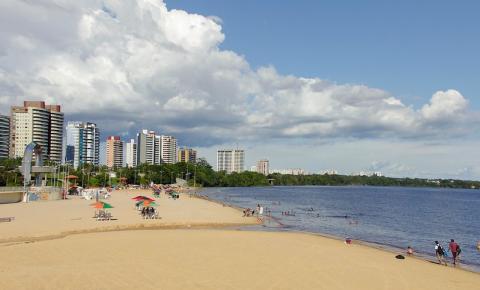 Praia da Ponta Negra fica interditada no feriado da Semana da Pátria