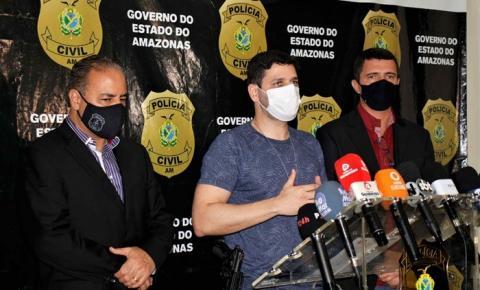 PC-AM prende estelionatário que atuava em três estados brasileiros