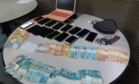 PC-AM deflagra operação Discount Fake e prende 12 indivíduos por furto mediante fraude