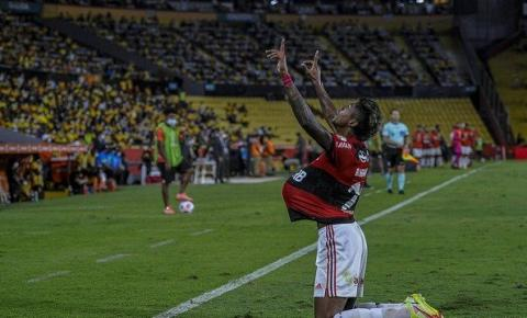 Torcedora do Flamengo processa Bruno Henrique em R$ 13 milhões por frase 'Outro patamar'