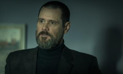 Jim Carrey está de volta como um investigador no denso 'Crimes Obscuros'