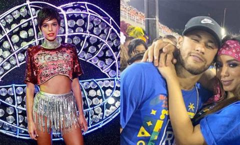 Entenda o rolo de Carnaval de Anitta, Neymar, Bruna e Medina