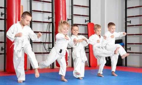 Por que praticar Arte Marcial na infância?