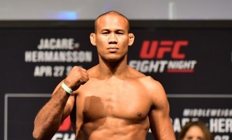 Em casa na Flórida, Jacaré lidera 'armada brasileira' no UFC Fort Lauderdale