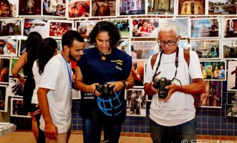 Alunos do Cetam se destacam nacionalmente em fotografia