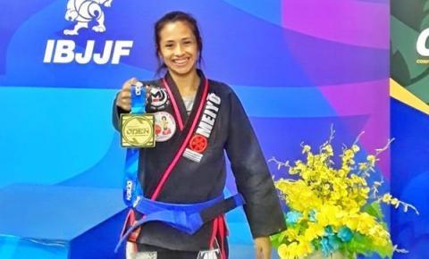 Lohanna Souza conquista seis ouros em um mês