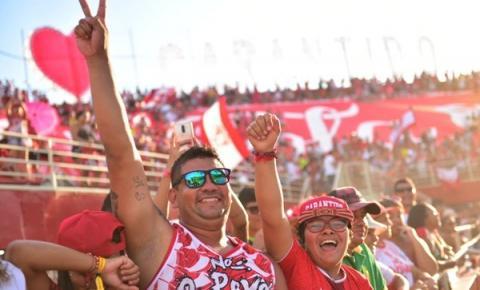 Boi Bumbá Garantido é o campeão do Festival Folclórico de Parintins 2019