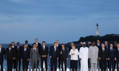 G7 libera R$ 91 milhões para Amazônia e anuncia apoio a plano de reflorestamento