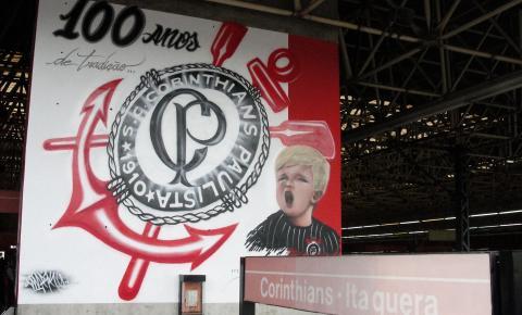 Faltam 400 inscritos para o Corinthians quebrar o recorde mundial de tatuagens do Guiness Book