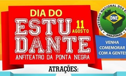 'Festa dos Estudantes': Um mega evento neste sábado na Ponta Negra