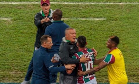 Oswaldo de Oliveira não é mais técnico do Fluminense; clube procura Cuca