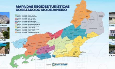 Otávio Leite inaugurou, hoje, o Mapa do Turismo do Estado na Rodoviária do Rio