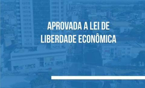 Lei da Liberdade Econômica é publicada no Diário Oficial da União
