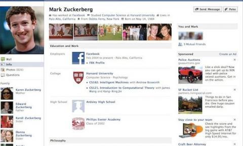 Perfil no Facebook pode trazer prejuízos à carreira do profissional?