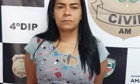 Foragida da justiça, mulher volta a cometer crime e é presa pela Polícia Civil