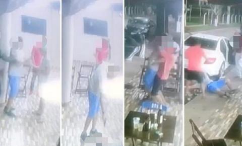 Vídeo: Briga por som automotivo termina em tragédia no interior de Goiás