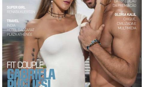 Festa de comemoração de 22 anos de revista reúne celebridades e público cool