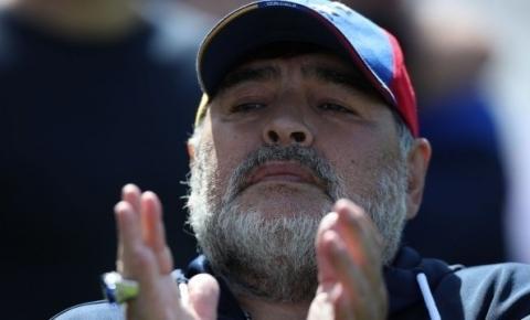Maradona responde à filha e cita herança: 'Não vou deixar nada'