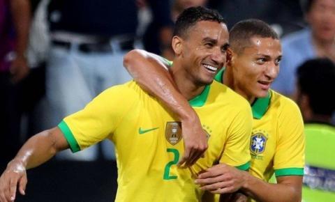Brasil faz três na Coreia do Sul e encerra jejum de vitórias. Veja os gols