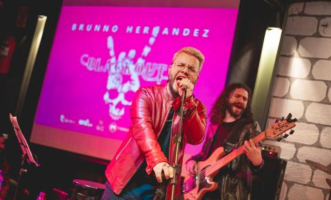 Brunno Hernandez lança nova música e clipe com letra e sonoridade fortes, exaltando minorias