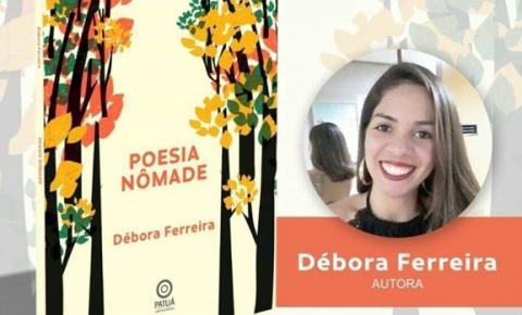 Escritora amazonense lança primeiro livro solo de poesias