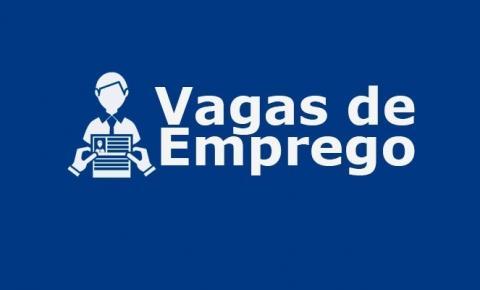 Sine Amazonas divulga 64 vagas de emprego em diversas áreas para esta quarta-feira (04/12)